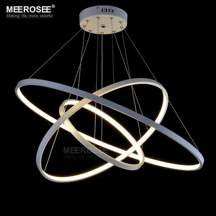 30 best modern led lighting images on pinterest ceiling lamps find more chandeliers information about led round chandelier light white acrylic led hanging drop lamp for aloadofball Image collections