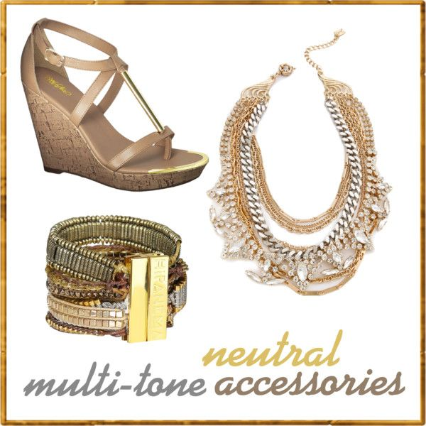 What to Wear: Cruise Formal Night Neutral Multi-Tone Accessories by motherunadorned #travel #fashion #cruise #style