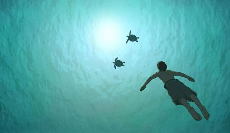 Cinema: The Red Turtle, Studio Ghibli  The studio behind animated modern classics such as My Neighbour Totoro and Spirited Away has now created The Red Turtle