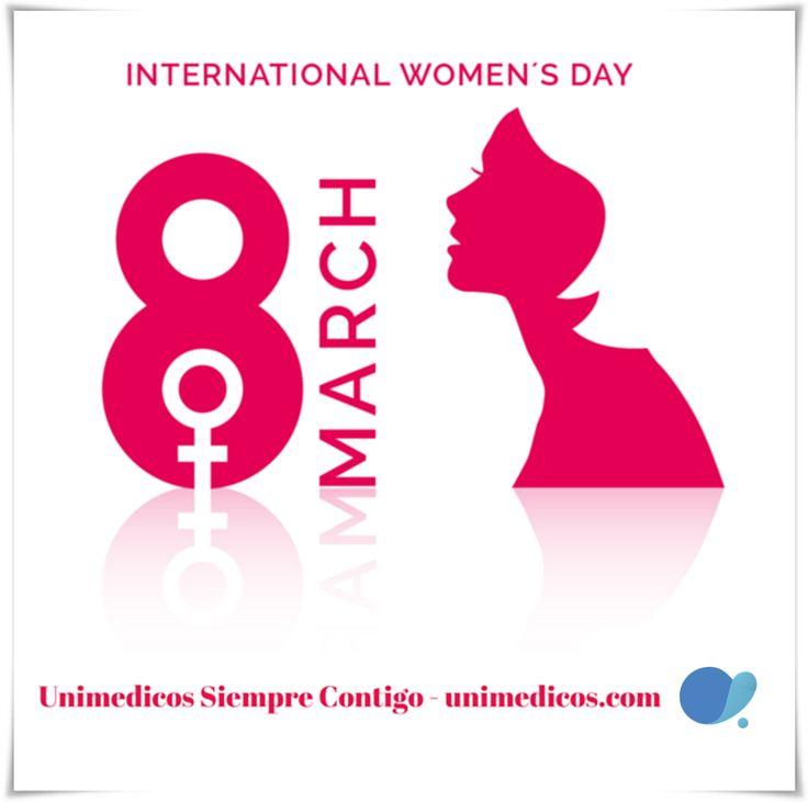 Feliz Día de la Mujer: a ti mujer, madre, esposa, hermana, novia, amiga. A ustedes las mujeres, fuente insustituible de la vida, apoyo, esperanza y calidez para los hombres y las civilizaciones.