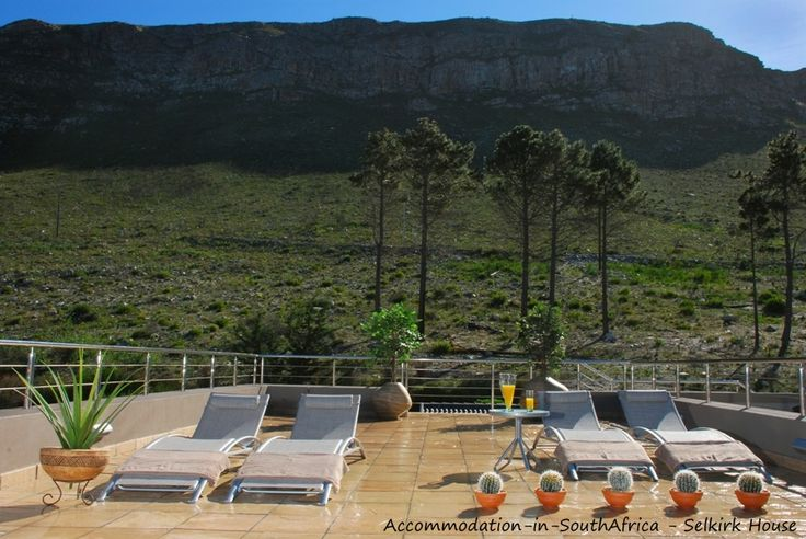 Beautiful views at Selkirk House. http://www.accommodation-in-southafrica.co.za/WesternCape/Hermanus/SelkirkHouseHermanus.aspx