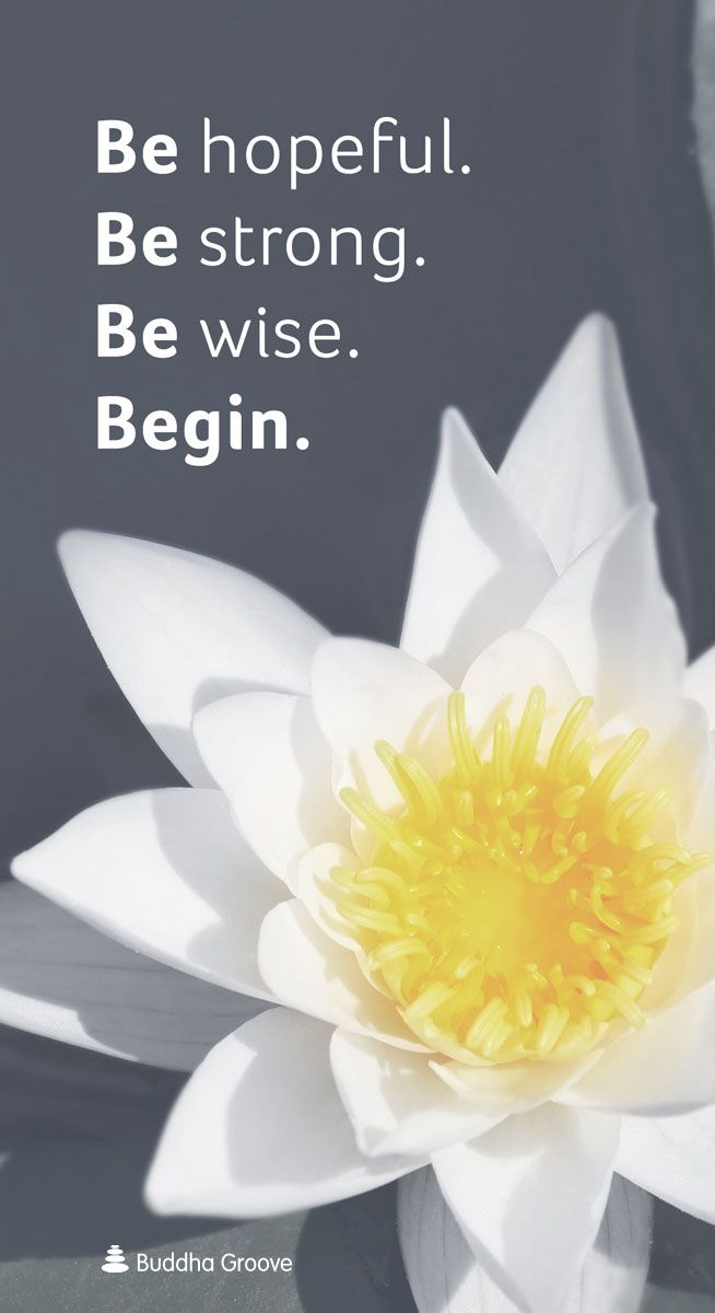 Be hopeful. Be strong. Be wise. Begin. #newyear #newbeginnings