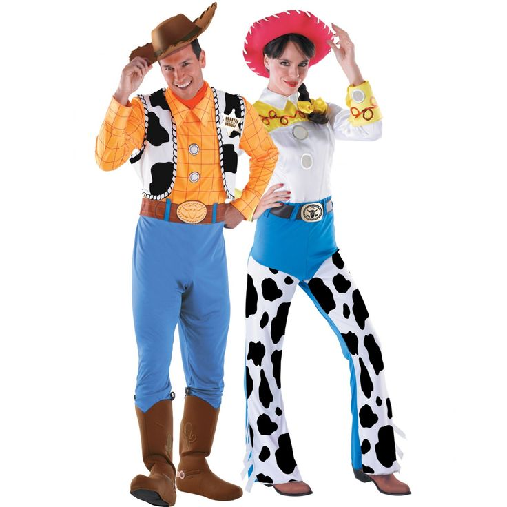 Woody And Jessie Costumes Woody Cowboy and Jessi...