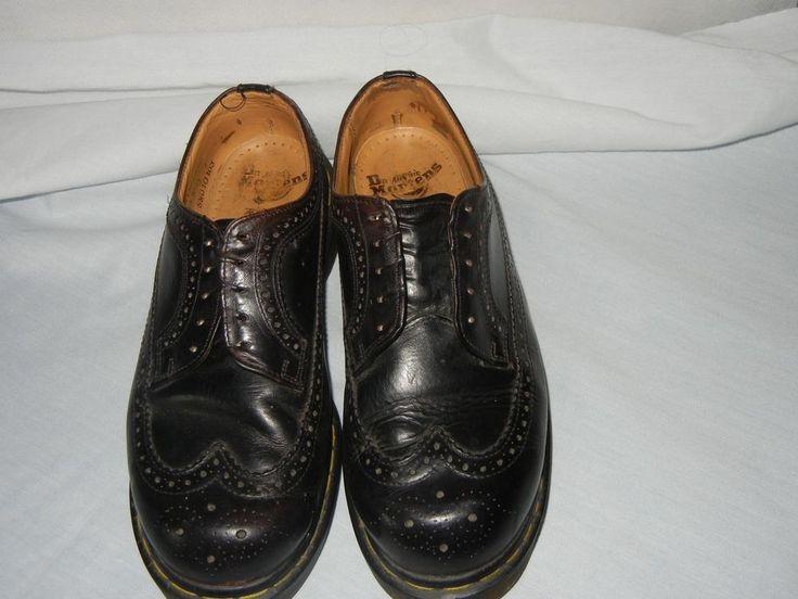 Doc Martin Mens Shoes Used On Ebay
