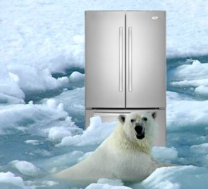 Fix Whirlpool/Maytag Fridge Ice Buildup-- step by step instructions
