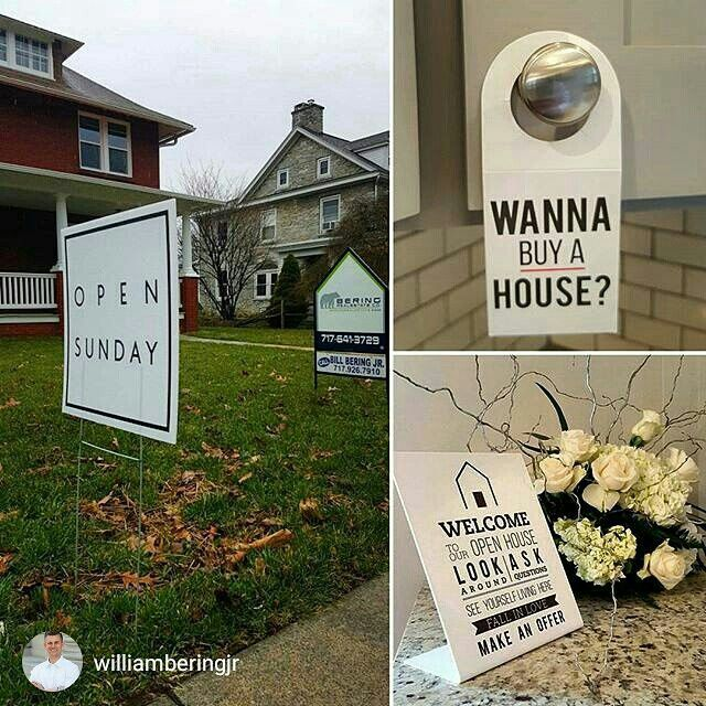 Now THAT'S how you have an open house! You can also have awesome Open Houses with all our goodies at : www.allthingsrealestatestore.com  Repost from @williamberingjr Awesome open house today! Thank you to everyone who attended! @allthingsrealestate