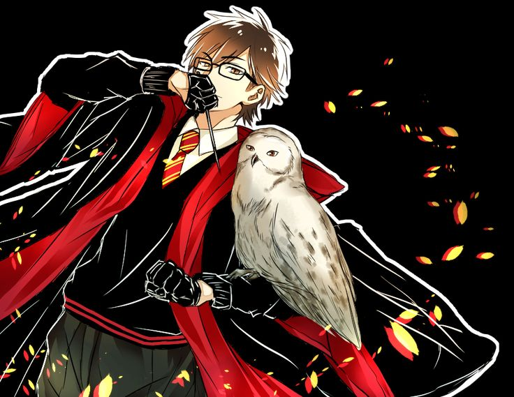 Ace of Diamond / Daiya no Ace  goes Harry Potter - Miyuki Kazuya by SAKANA on pixiv