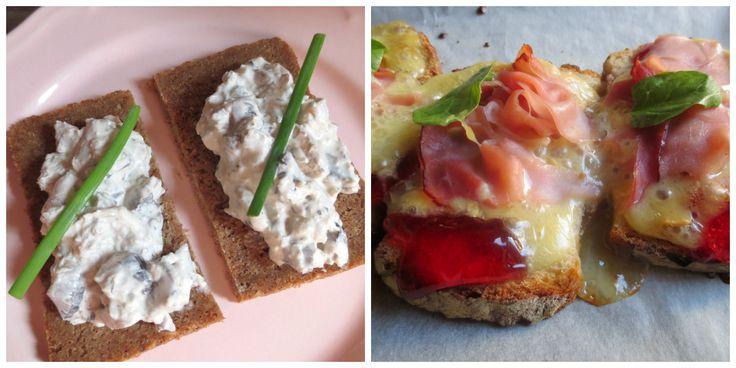Tartines Gourmandes (Finlande et Bourgogne française)