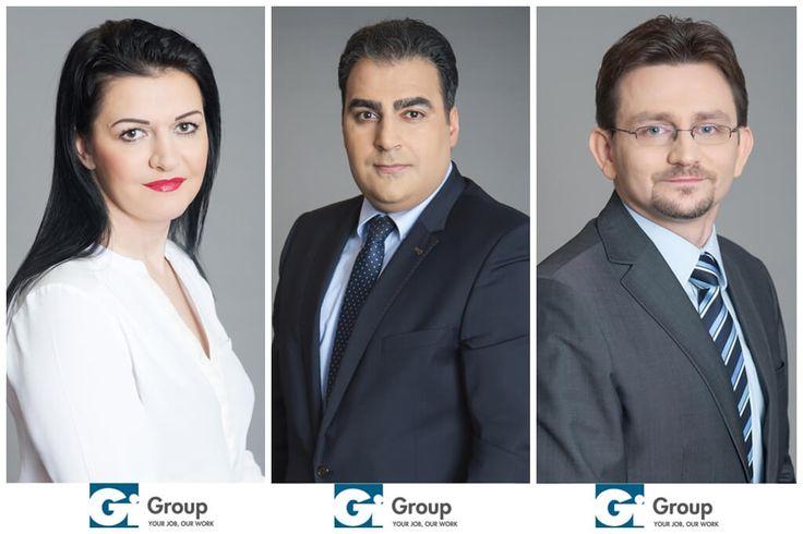 Sesja korporacyjna na zamówienie Gi Group | profesjonalna-fotografia.pl