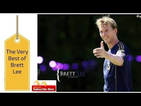 The Very Best Cricket Collection of Brett Lee - (More info on: http://1-W-W.COM/Bowling/the-very-best-cricket-collection-of-brett-lee/)
