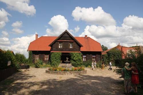 Kiermusy Dworek nad Lakami   MARIA FEDORA ALENYA MATEU has just reviewed the hotel Kiermusy Dworek nad Lakami in Tykocin - Poland #Guestaccommodation #Tykocin
