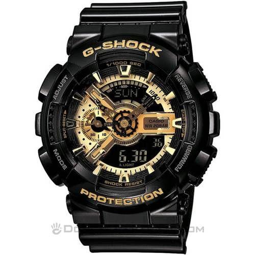 Đồng Hồ Casio G-Shock GA-110GB-1ADR Và Độ Bền Vô Đối  Được xem là dòng đồng hồ phổ biến nhất dành cho tuổi teen và thanh niên, những chiếc đồng hồ từ bộ sưu tập G-Shock như phiên bản đồng hồ Casio G-Shock GA-110GB-1ADR không chỉ mang lại một vẻ đẹp cực ngầu, sở hữu những tính năng hiện đại, mà hơn thế nữa những chiếc đồng hồ này còn có một độ bền vô đối, mà dường như là không thể tìm thấy được một chiếc đồng hồ thương hiệu nào khác.