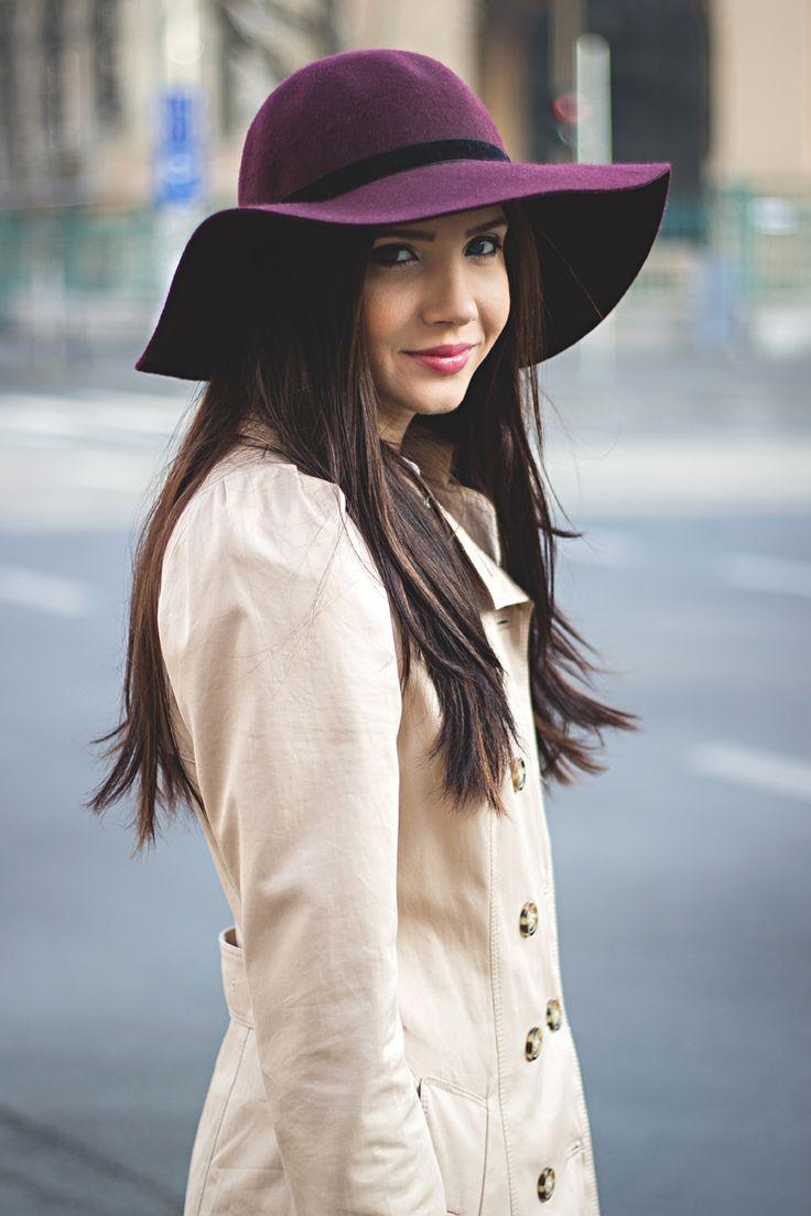 Floppy hat – Mysterious Girl