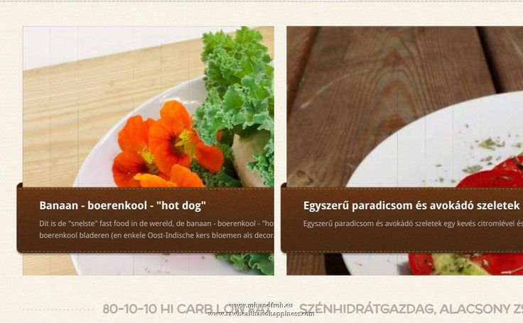 Raw Health And Happiness now also in Hungarian and Dutch (raw vegan, rawfood, 80-10-10)