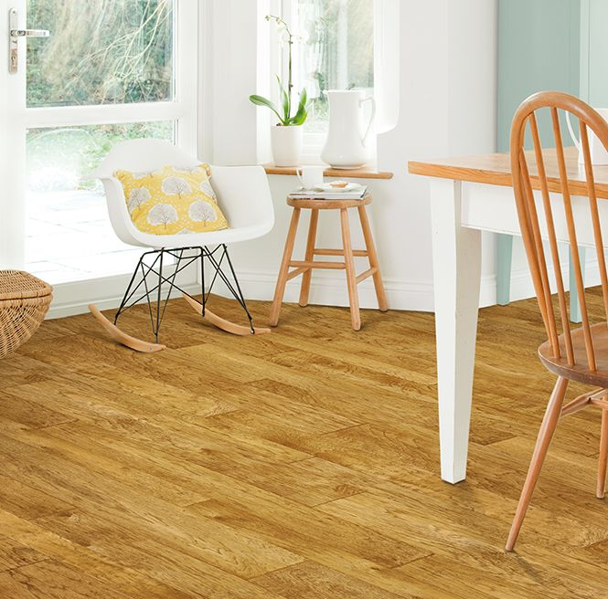 Consider The Ease Of Fiberglass Sheet Vinyl Flooring! Check Out Benton  Sheet Vinyl Flooring In Flexitec Touch Of Comfort Collection From IVC US.