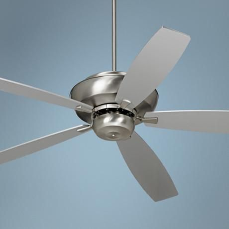 "70"" Casa Belle Grove™ Steel Finish Outdoor Ceiling Fan"