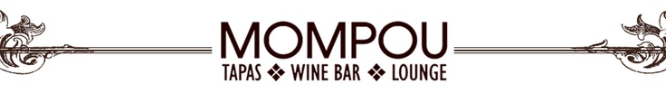 Welcome - Mompou Tapas & Wine Bar