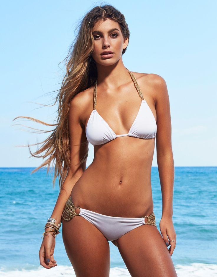 Ariel Winter Flaunts Her Body In A White Bikini At The Bahamas...: Ariel Winter Flaunts Her Body In A White Bikini At The… #ArielWinter