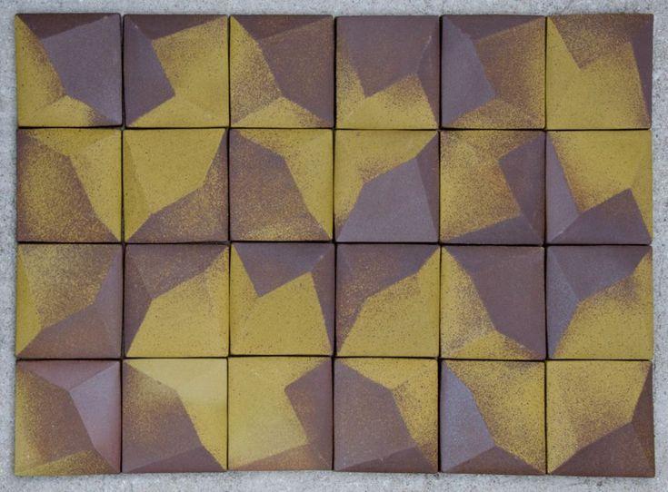 Kimi Nii - High Temperature Ceramics: Panel