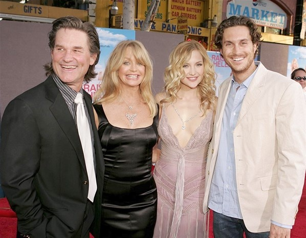 Goldie Hawns children Kate and Oliver Hudson both followed in her footsteps by pursuing Hollywood careers.