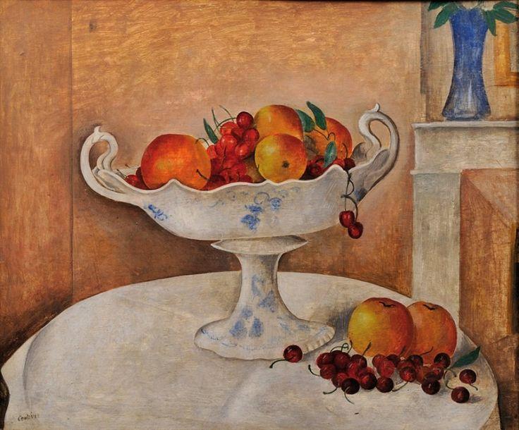 Otakar Kubín - Zátiší s ovocem