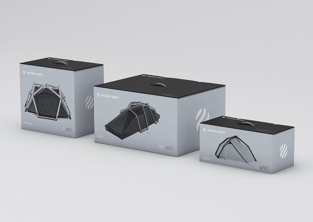 Heimplanet on Packaging of the World - Creative Package Design Gallery