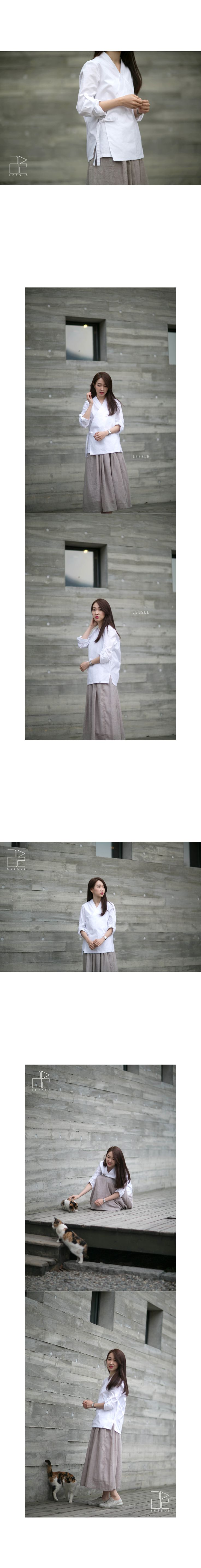 Reformed Hanbok by 리슬「Leesle」 #modernlook #dress #reformed #traditional #costume #hanbok #casuals