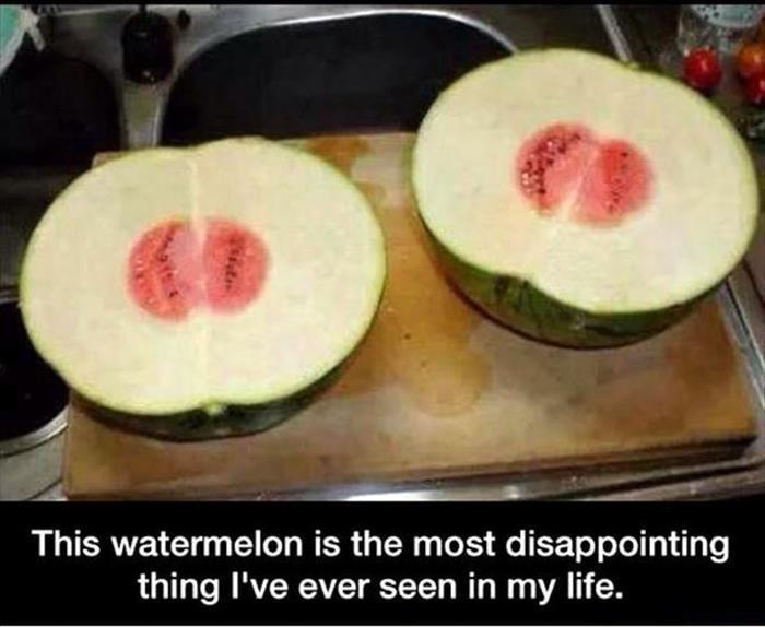 Fruits can fail