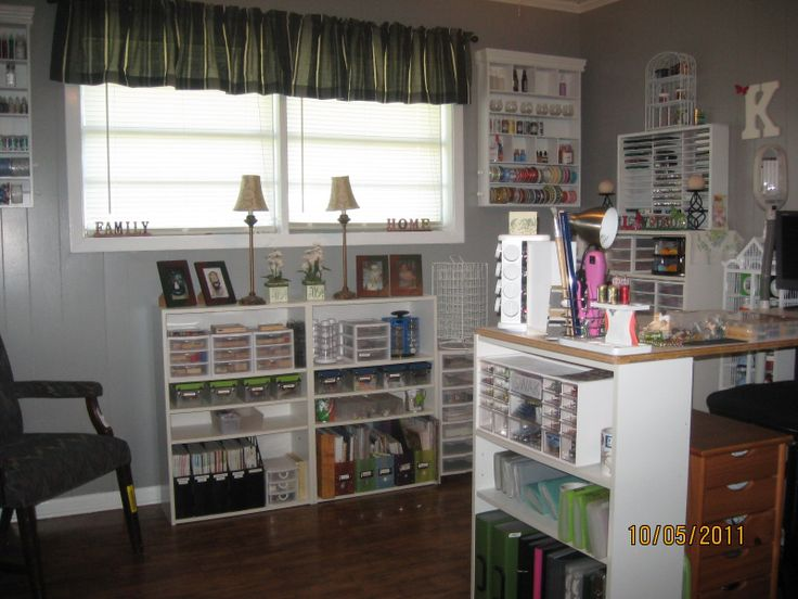 202 Best My Scrapbook Room Ideas Images On Pinterest