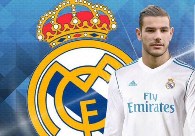 ¡Oficial! Theo Hernández es nuevo jugador del Real Madrid #Deportes #Fútbol