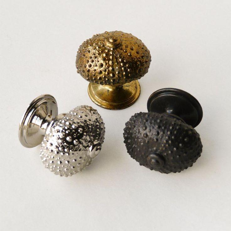 Sea Urchin Door Knob and Cupboard Knob Product DF 58
