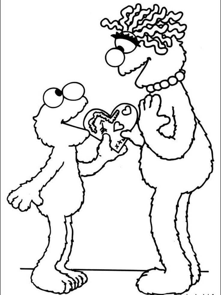 24++ Elmo coloring pages for toddlers ideas in 2021