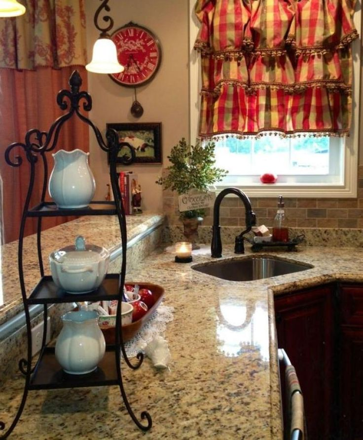 Country Kitchen Pictures 2019: Best French Country Kitchen Decorating Ideas