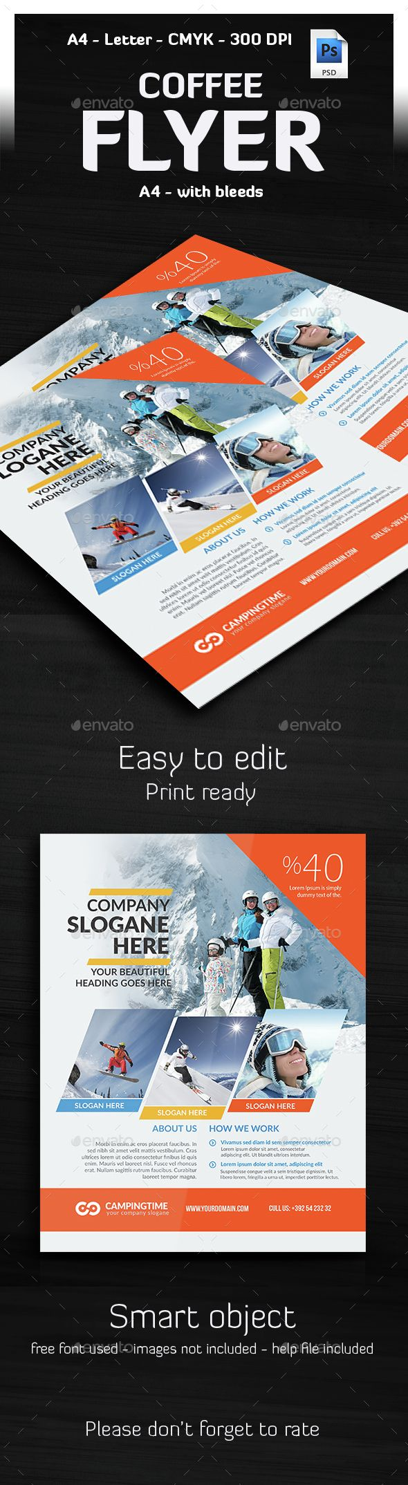 201 Best Images About Flyer Templates On Pinterest