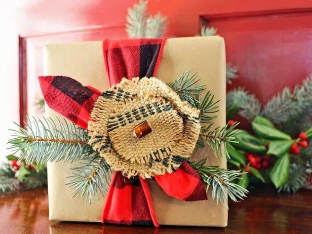 Idei pentru împachetarea cadourilor de Crăciun - Deco&Relooking