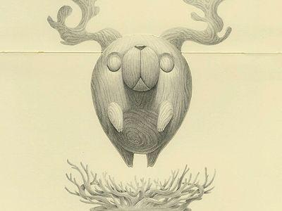 Floating illustration #illustration