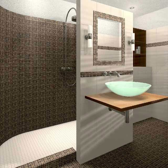 interesting mosaque x cm verre brun nacr castorama with store japonais leroy merlin. Black Bedroom Furniture Sets. Home Design Ideas