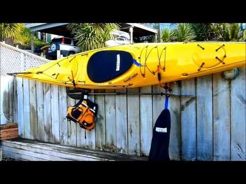 Kayak storage solutions from Surf to Summit review by Paddle Guy
