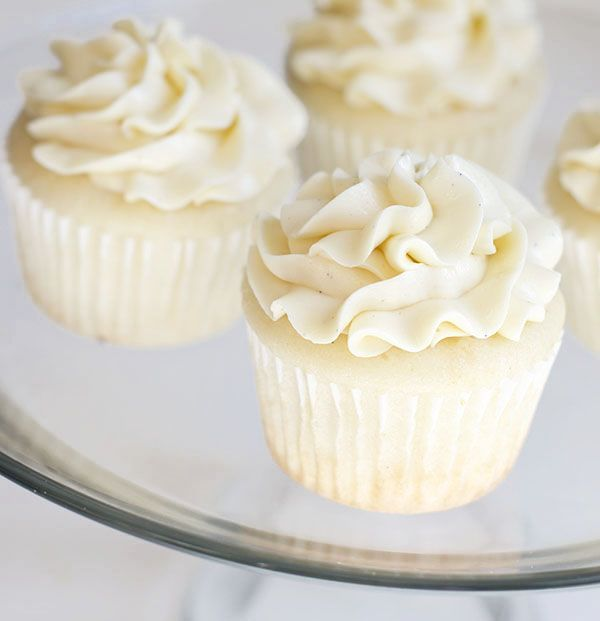 Happy National Vanilla Cupcake Day! It's been vanilla madness at the Cake Merchant residence this week, so really, everyday has felt like Vanilla Cupcake Day. In preparation for a charity eve…