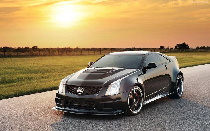 Cadillac, Samochód