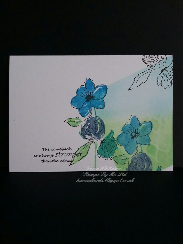 The comeback lamination stamp set by Stamps By Me  #stampsbyme #dtsample #lamination #thecomeback #distressoxides #stamps #stamping #card #creative #craft #ilovetocraft