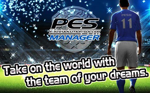 PES Manager untuk iOS dan Android