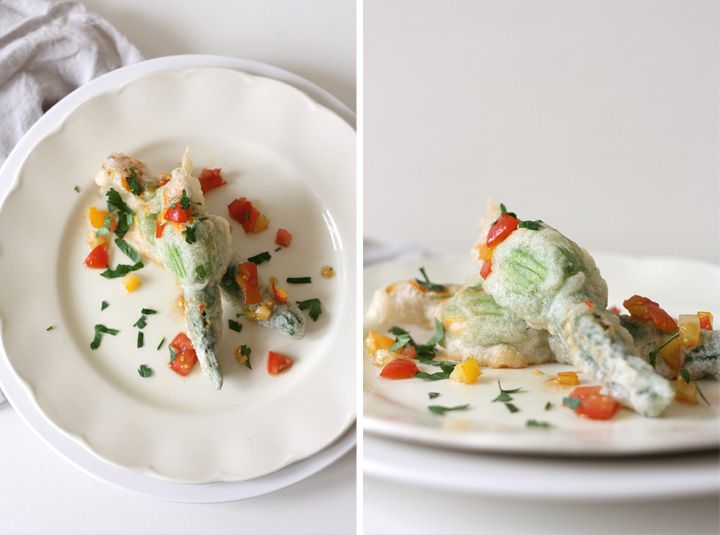 17 Best images about ZUCCHINI BLOSSOM: recipes on ...