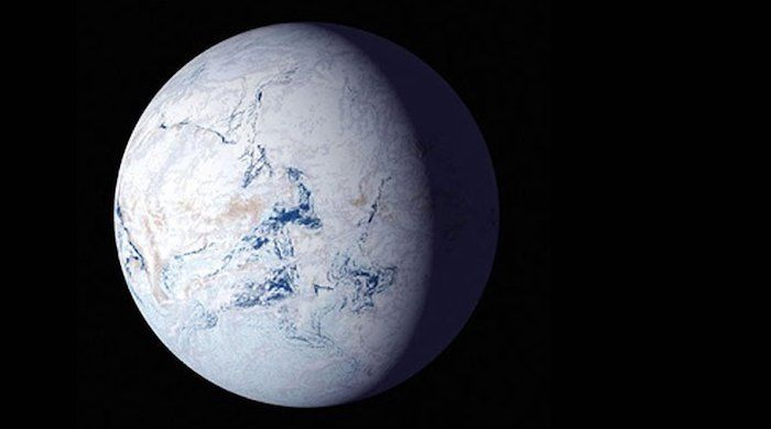 Explaining a 'once-in-a-billion-year event': A perfect storm of fire and ice may have led to snowball Earth