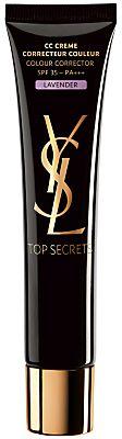 Yves Saint Laurent Top Secrets Colour Corrector, Lavender, 40ml