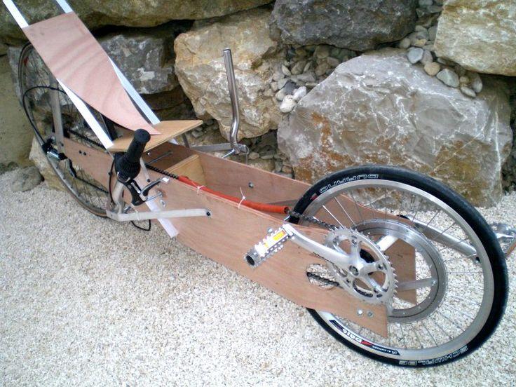 Favori Les 104 meilleures images du tableau vélo couché sur Pinterest  RU95