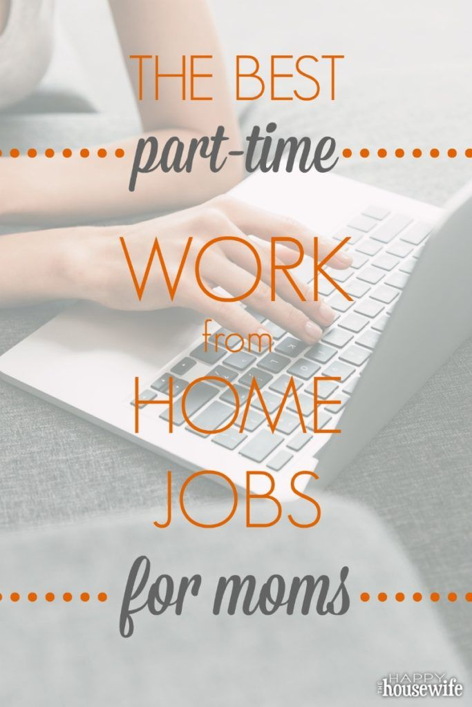 Best part time work from home jobs for moms. Legit…Edit description