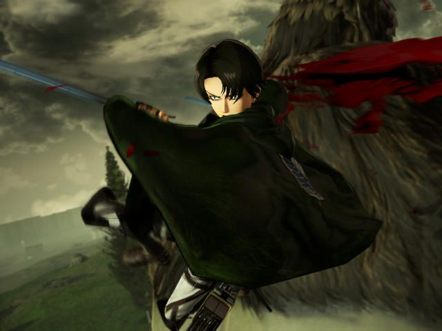 Collection Of Levi Ackerman Hd 4k Wallpapers Background Photo And Images Attack On Titan Game Attack On Titan Wallpaper