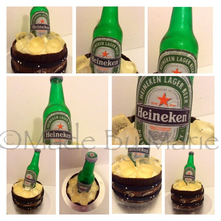 Liquor Bottle Cake Decorations: 33 Best Images About Cakes Of Bottle On Pinterest