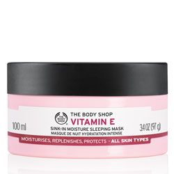 Vitamin E Sink In Moisture Sleeping Mask | The Body Shop